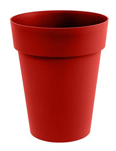 EDA Plastiques 13629 R.RU SX3 Toscane Vase Mini Haut 44 x 53 cm