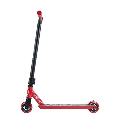 HUDORA - Stunt Scooter XQ-13, rot