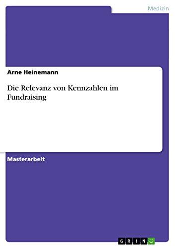 Die Relevanz von Kennzahlen im Fundraising