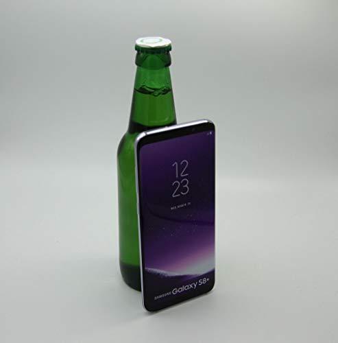 Flaschenöffner Samsung Galaxy S8+ Dummy Scherzartikel - schwarz