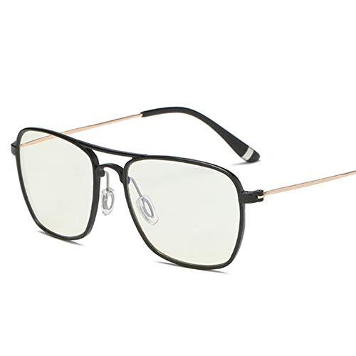 OVEA Und Weisebrillen Computer Brille Frauen Männer Anti Blaues Licht Strahlung Gaming Auge Schützen Alumin Magnesium Rahmen,A