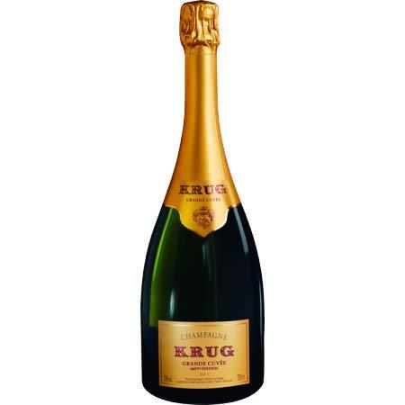 Krug - Champagne Grande Cuvee 0,375 lt. MEZZA BOTTIGLIA
