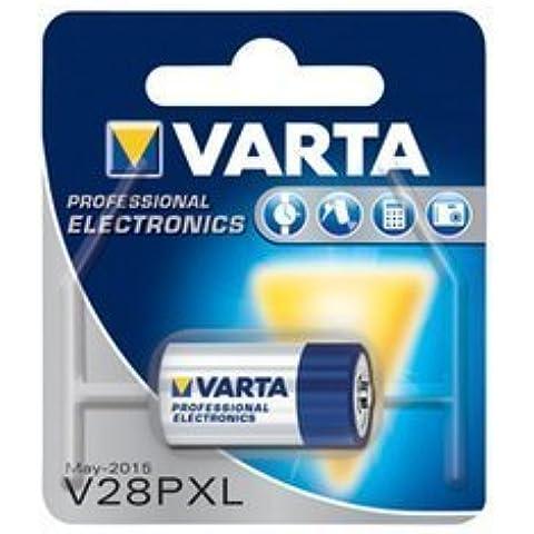Batteria Varta Photo V28PXL, 6V, 170mAh, Litio