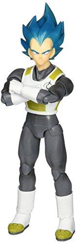 Bandai Tamashii Nations Super Saiyan Dios Super Saiyan Vegeta Figura de acción Dragon Ball Super 4