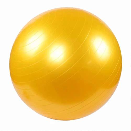 FLYWM - Pelota yoga pilates bomba rápida 45 cm, 55