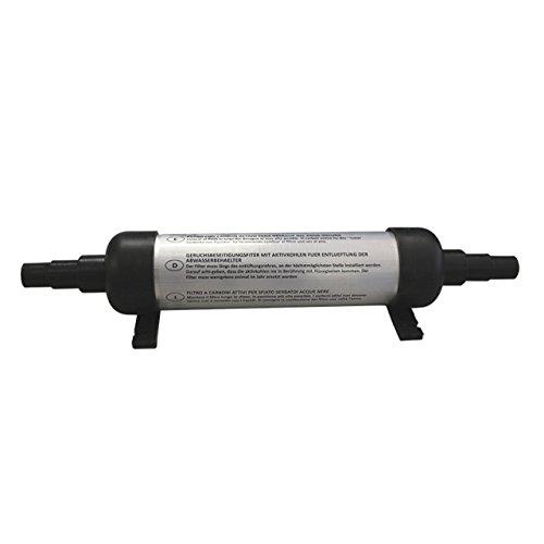 Geruchsfilter für Fäkalientank Durchmesser 16-19 mm - NUOVA RADE