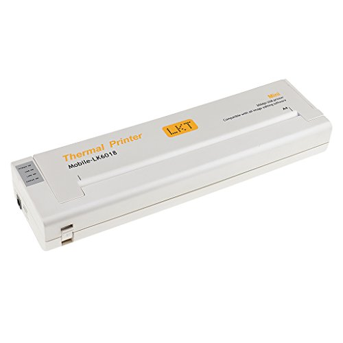 MagiDeal Tattoo Thermo Kopierer Tätowierung Transfer Printer Mini USB Papiertransfermaschine Thermodrucker A4