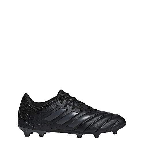 adidas Unisex-Erwachsene Copa 19.3 Fg J Fußballschuhe, Mehrfarbig Negbás/Azufue 000, 38 2/3 EU -