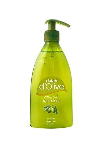 d'Olive Olive Oil Liquid Soap 400ml ......PARABEN FREE