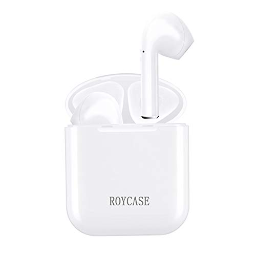Roycase Bluetooth Inalámbricos Auriculares Sonido