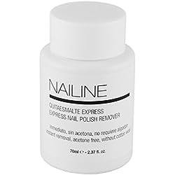 Nailine Quitaesmalte Express con Esponja Sin Acetona 70ml