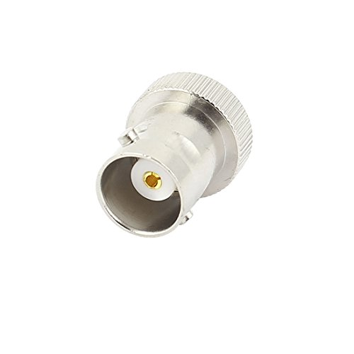 sourcingmap® MCX Stecker auf BNC Buchse Koaxial HF Steckverbinder DS0201/DSO201/DSO/DS203