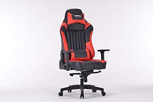 XtremPro 22033 Kappa Gaming-Stuhl schwarz rot