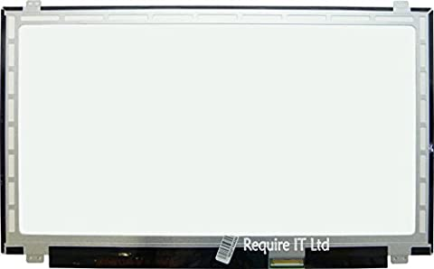 BN 39,6cm HD LED-Bildschirm LG Philips LP156WH3(TL) (D1) Rasierer glänzend