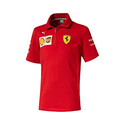 Scuderia Ferrari 2019 F1 Collection Polo per Bambini