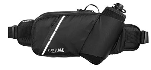 CAMELBAK Products LLC Unisex - Erwachsene Podium Flow Belt Trinkgürtel, Black, 21oz -