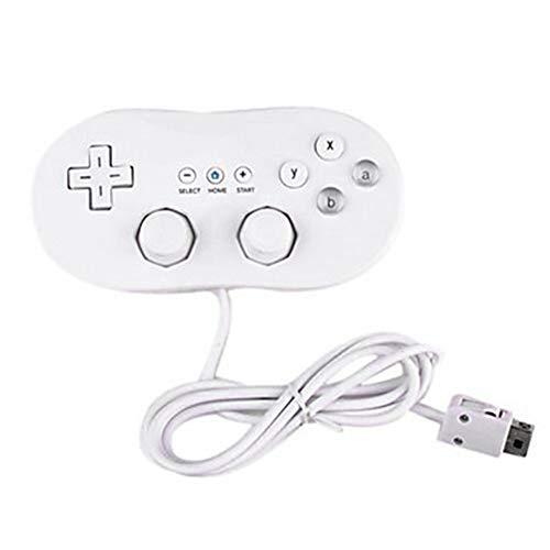 Wired Classic Controller Host-Gaming-Joystick Gamepad-Controller für Wii 1 Remote Console-Videospielzubehör