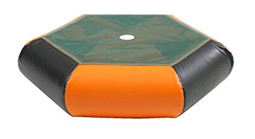 Sport Thieme Trampolin Soft-Tramp, Mini ø 100 cm, Höhe 26 cm (Wasser-sport-trampoline)