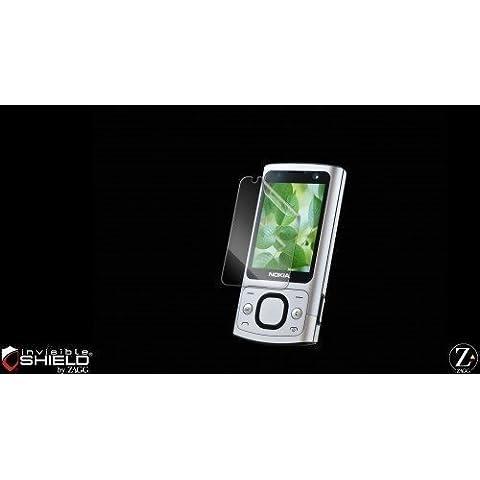Zagg invisibleSHIELD - Lámina protectora para Nokia 6700 Slide (cuerpo completo)