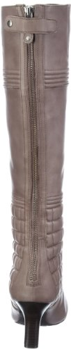 Rockport Lianna Quilted Tall Boot K62986, Boots femme Gris-TR-F4-251