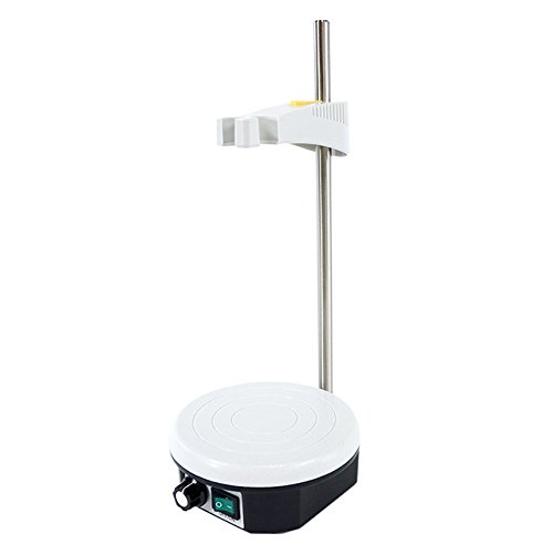 Apera Instruments 601 Magnetrührer (Drehzahlbereich: 0-2300rpm, Rührmenge: 3l) - EU Version mit europäischen Stecker Test