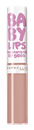 Maybelline Baby Lips, Gloss Labial, Moisturizing 20 Tarupe With Me - 1 Gloss...