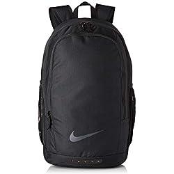 Nike Nk Acdmy Bkpk Backpack, Unisex Adulto, Black/(Anthracite), MISC