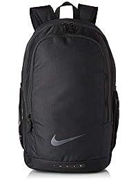 Nike NK Acdmy Bkpk Sac à Dos de Football Mixte Adulte, Noir (Black/Anthracite), 24x15x45 Centimeters (W x H x L)
