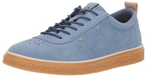 ECCO Damen CREPETRAY Ladies Sneaker, Blau (Retro Blue 2471), 40 EU Retro-sneaker