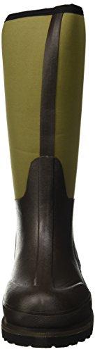 Nora , Bottes de chasse pour homme multicolore Oliv Olive