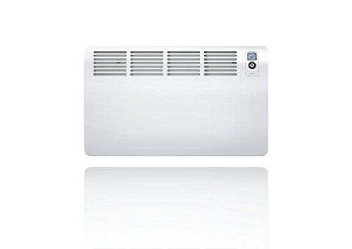 Stiebel Eltron 237833 Wand-Konvektor CON Premium, 2 kW, 20 m², Frostschutz, Wochentimer, offene Fenster Erkennung, Made in Germany, 2000 W, 230 V, Alpineweiß