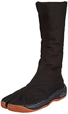 Chaussures de Ninja Air Semi-Montantes Jikatabi (Air Jog) 12 Clips Importe du Japon (Marugo)