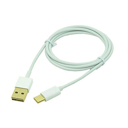 Gold-USB-C 3.1 Typ C Stecker auf Standard-USB 2.0 A Stecker Datenkabel für Tablet & Handy 1m