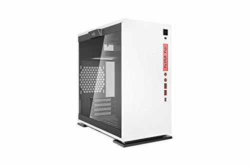 In Win 301°C weiß für PC Gehäuse (Win Pc-gehäuse)