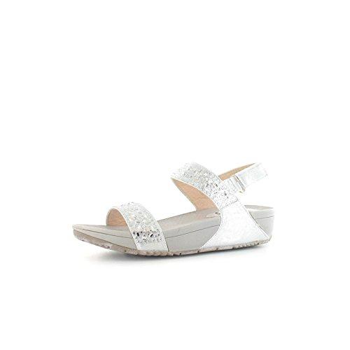 Silber - Silber - Größe: 39 (Ella Silber Schuhe)