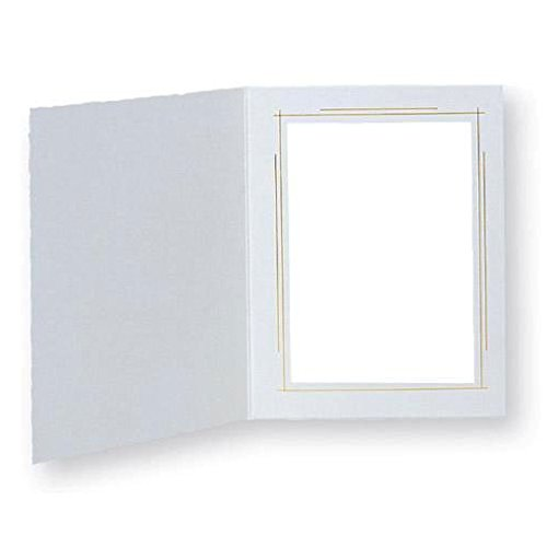 tap-picture-folder-frame-whitehouse-white-gold-for-15cm-x-10cm-photo-10-pack