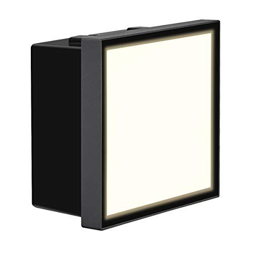 Dr.lazy 6W LED lámpara empotrable luz del piso Lámpara de vestíbulo Escalera...
