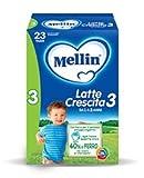 Mellin 3 Latte Crescita Polvere 700g