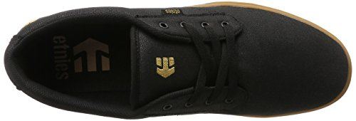 Etnies Herren Jameson 2 Eco Low-Top Schwarz (Black/Bronze)