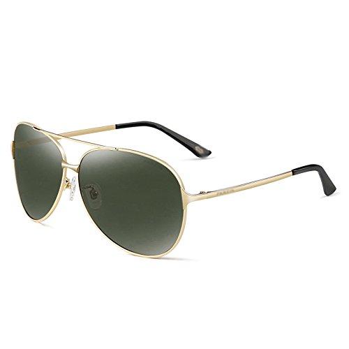 WFL Männer Sonnenbrille Sonnenbrille Männer Fahren Polarisierte Sonnenbrille Treiber Fahren Gläser 8009,D,G