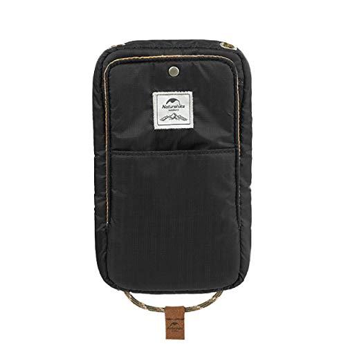 Azarxis Porta Documenti Custodie per Passaporto Portadocumenti da Collo Portafogli Viaggio Borsello Marsupi Portasoldi Portamonete Donna Uomo