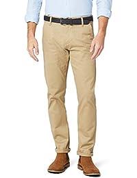 Dockers Alpha Original Khaki Slim-Stretch Twill Pantalones para Hombre
