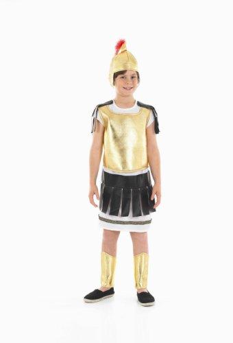 Roman Kostüm Up Dressing - Römer Soldat Junge - Kinder Kostüm