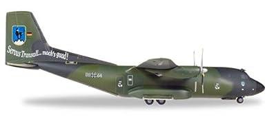 """Herpa 558860 Luftwaffe Transall C-160 - LTG 61/Air Transport Wing 61 """"FlyOut Penzing"""" - 5064, Flugzeug von Herpa"""