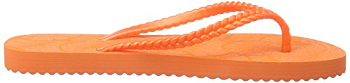 flip*flop - Slim Lemon, Sandali infradito Donna Arancione (Orange (508))
