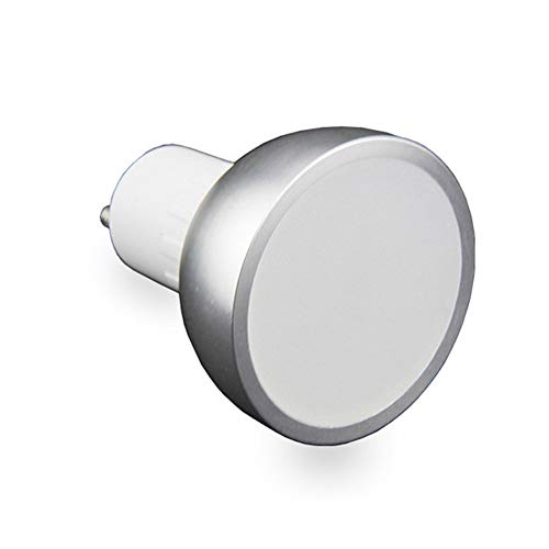 North cool 1/2/3/4 Stücke GU10 WiFi Smart LED Birne RGBW 6 Watt Lampe Lampada APP Fernbedienung Dimmbare Bombillas Zur Verwendung Mit Alexa/Google/IFTTT (Color : 6W-GU5.3)