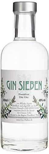 Gin Sieben echter Frankfurter Dry Gin