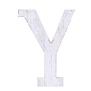 ADECO Trading Hanging Wall Letters, Y, Y