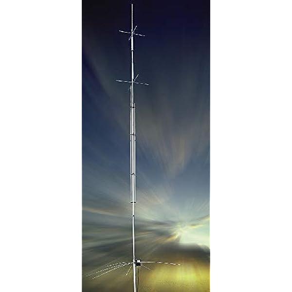 Cushcraft R8 8 bandas HF antena vertical: Amazon.es: Electrónica