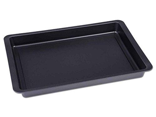 SIDCO ® Kuchenblech Pflaumenkuchen Backblech Zwetschgendatschi Blech Auflauf extra tief